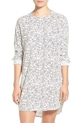 Women's Hinge Print Shirtdress