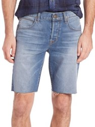 Hudson Hess Five Pocket Cutoff Shorts Avalon