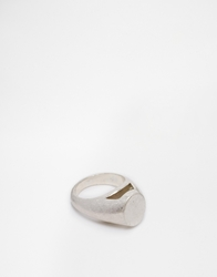 Cheap Monday Plate Ring Silver