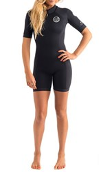 Women's Rip Curl 'Dawn Patrol' Short Sleeve Wetsuit