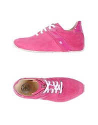 Fabi Low Tops And Trainers Fuchsia