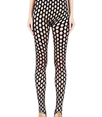 Proenza Schouler Holed Tights Navy