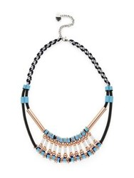 Nocturne Flavia White Necklace Multi