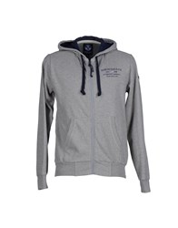 North Sails Topwear Sweatshirts Men Grey