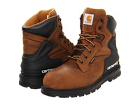 Carhartt Cmw6220 6 Safety Toe Boot Brown Men's Work Lace Up Boots