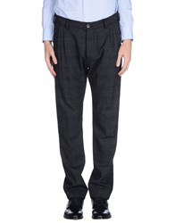 Alice San Diego Trousers Casual Trousers Men Steel Grey