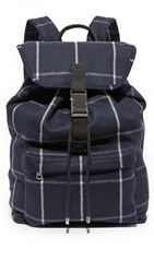 A.P.C. Backpack Dark Navy