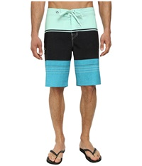Rip Curl Mirage Driven Boardwalk Shorts Mint Men's Swimwear Green