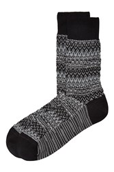 Missoni Wool Socks Multicolor