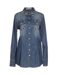 Frankie Morello Denim Denim Shirts Women