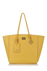 The Kandi Bag By Marc B Yellow