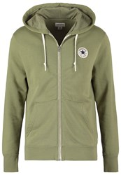 Converse Core Tracksuit Top Fatigue Green
