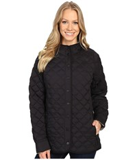 The North Face Thermoball Fur Hoodie Tnf Black Tnf Black Heather Women's Coat