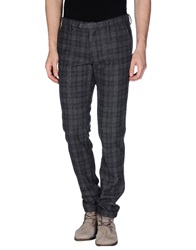 Daniele Fiesoli Casual Pants Steel Grey