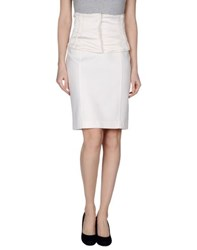 Pf Paola Frani Skirts Knee Length Skirts Women