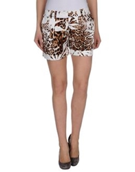 Blumarine Shorts White
