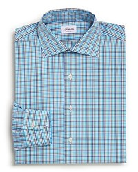 Hamilton Check Dress Shirt Classic Fit Bloomingdale's Exclusive