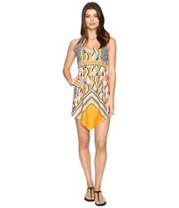 Trina Turk Brasilia Dress Cover Up Multi Women's Swimwear
