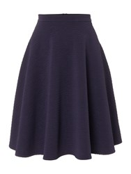 Therapy Faith Full Circle Skirt Navy