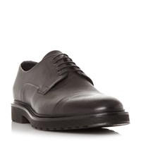 Hugo Boss Pure Heavy Cleated Toecap Shoes Black