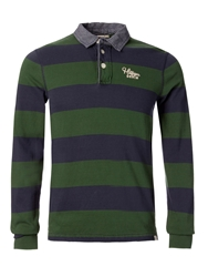 Tommy Hilfiger Tesso Polo Top Green