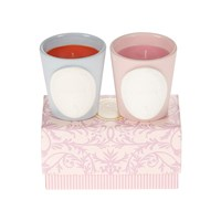 Laduree Mini Scented Candles Caprice And Delice Set Of 2