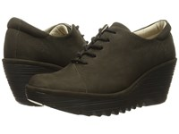 Fly London Yumi683fly Nicotine Cupido Women's Shoes Brown