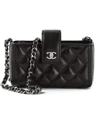 Chanel Vintage Small Quilted Clutch