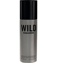 Dsquared Wild Deodorant Spray 100Ml