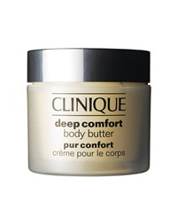 Clinique Deep Comfort Body Butter Female
