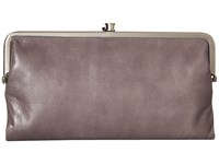 Hobo Lauren Granite Clutch Handbags Gray