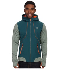 The North Face Kilowatt Jacket Deep Teal Green Laurel Wreath Green Men's Coat