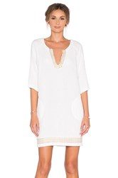Samandlavi Rosie Dress White