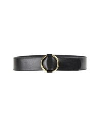 Schumacher Belts Dark Brown