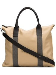 Brunello Cucinelli Classic Tote Nude And Neutrals