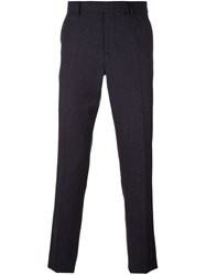 Paul Smith Slim Fit Tailored Trousers Blue