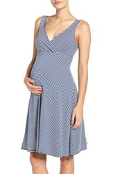 Belabumbum Women's Reversible Nursing Dress
