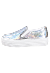 Cult Slipons Silver