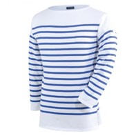St James Blue And White Nautical T Shirt
