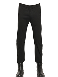 Y Project Tailored Cool Wool Pants Black