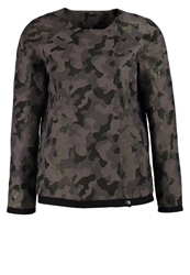 Naf Naf Light Jacket Gris Plomb Dark Gray