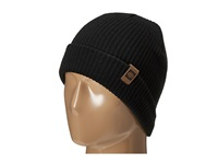 686 Big Up Slouch Beanie Black Knit Hats