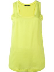 Polo Ralph Lauren Tank Top Yellow And Orange