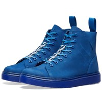 Dr. Martens X Off White Talib Boot Blue
