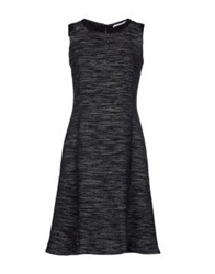 Xandres Short Dresses Black