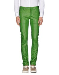 Roberto Cavalli Trousers Casual Trousers Men Green