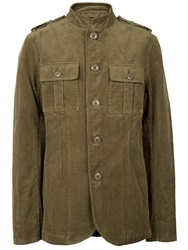 Pretty Green Lennon Jacket Green