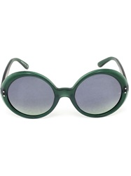 Oliver Goldsmith Oops Sunglasses Green