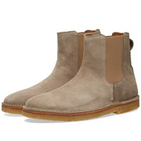 Folk Brandon Chelsea Boot Brown