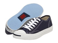 Converse Jack Purcell Cp Canvas Low Top Navy Blue White Classic Shoes